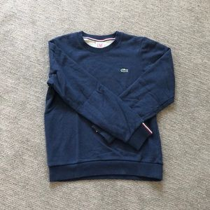 Lacoste Sweatshirt size3, never worn
